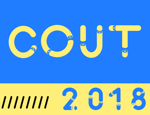 Cout Free Font