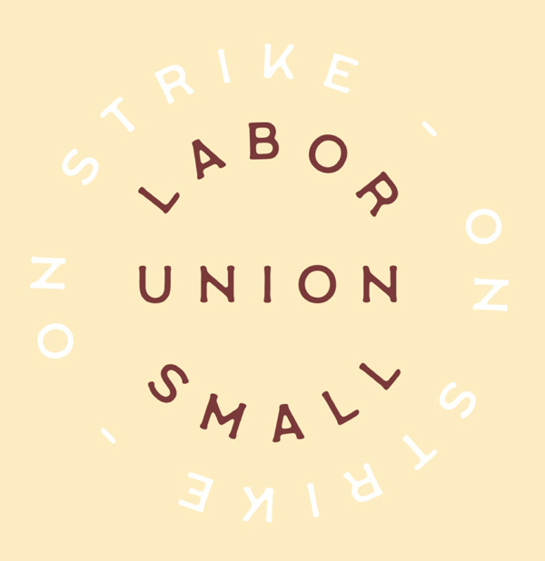 Labour Union Small Vintage Free Font