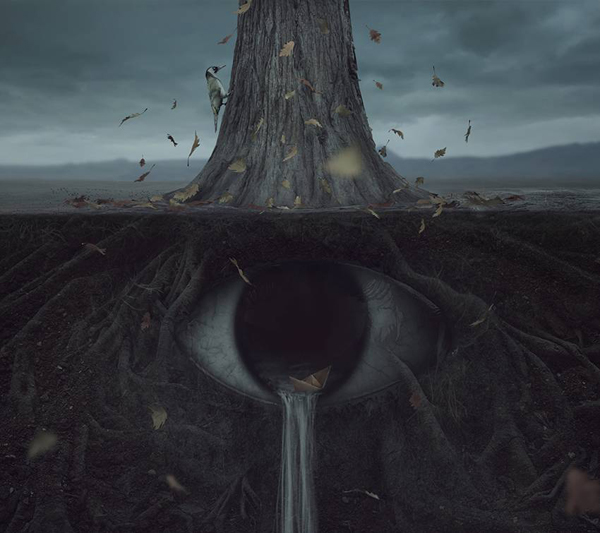How to Create a Dark, Surreal Eye Photo Manipulation in Adobe Photoshop