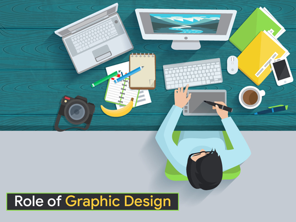 Role of Graphic Design