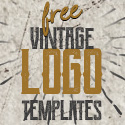Post thumbnail of 65 Free Vintage Logo Templates and Badges
