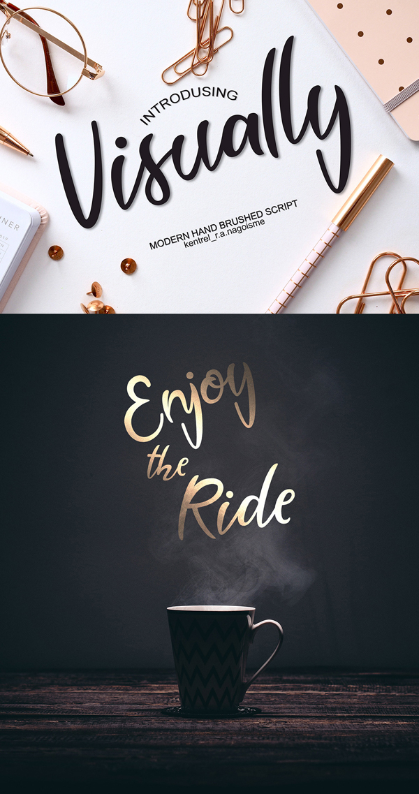 100 Greatest Free Fonts for 2020 - 1