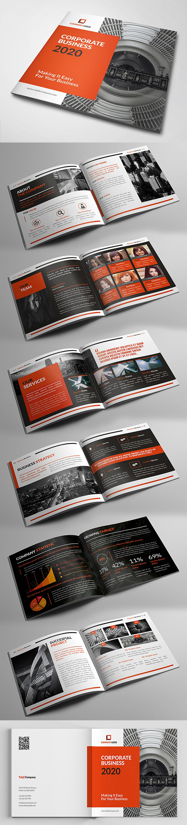 Pakumantan - A Corporate Brochure