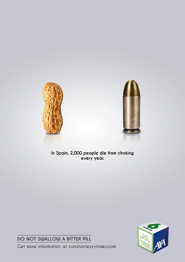Hilarious and Clever Print Advertisements - 6