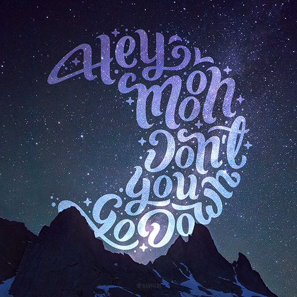30 Remarkable Lettering and Typography Design for Inspiration - 8