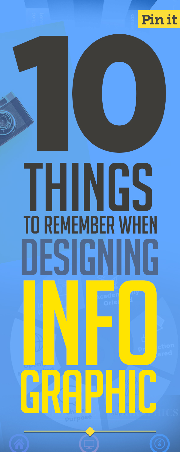 10 Things To Remember When Designing An Infographic
