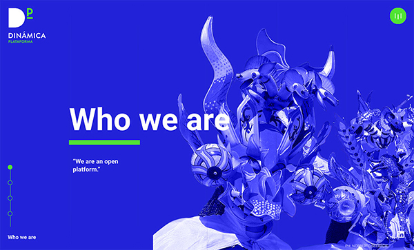 Web Design Trends 2019 - Example  4