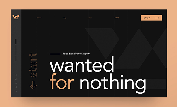 Fresh Web Design Examples That Follow New Trends - 13