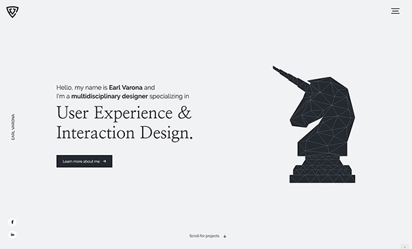 Fresh Web Design Examples That Follow New Trends - 18