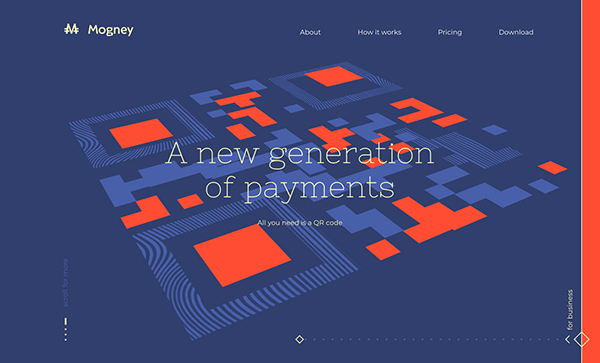 Fresh Web Design Examples That Follow New Trends - 31