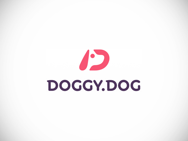 Dog logo by Sergey Yark