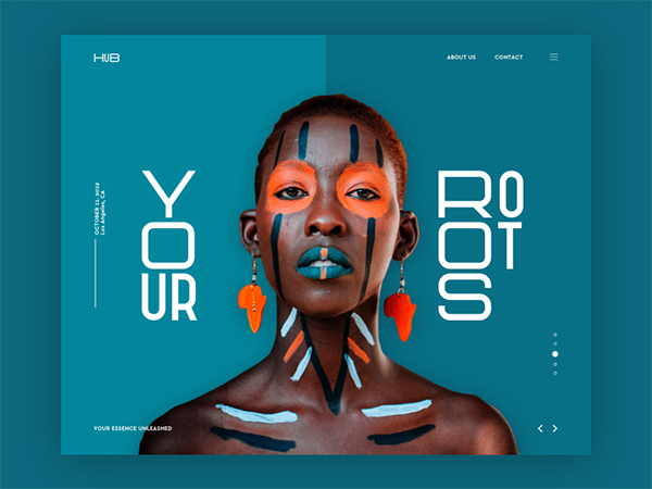 50 Modern Web UI Design Concepts with Amazing UX - 11