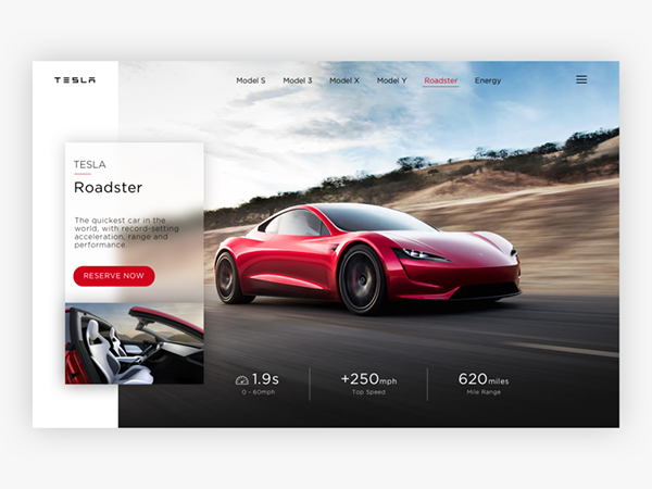 50 Modern Web UI Design Concepts with Amazing UX - 2