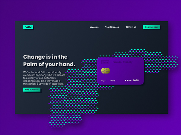 50 Modern Web UI Design Concepts with Amazing UX - 33