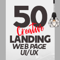 Post thumbnail of 50 Creative Landing Page Design Concepts