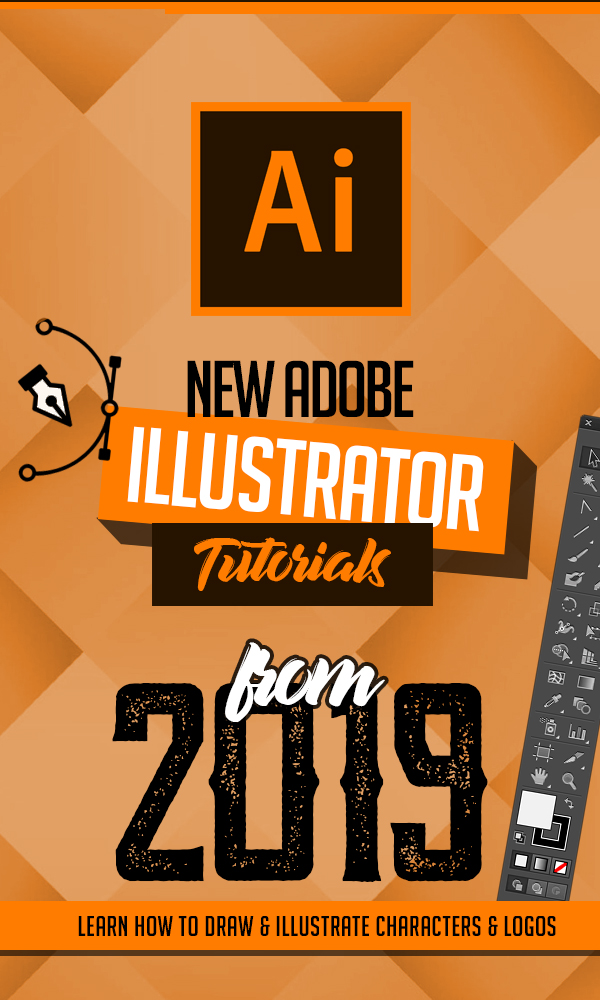 Illustrator Tutorials: 33 New Vector Tuts to Learn Drawing and Illustration