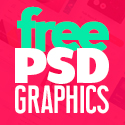 Post thumbnail of Free PSD Files: Download 28 Useful Free PSD Graphics for Modern UI/UX