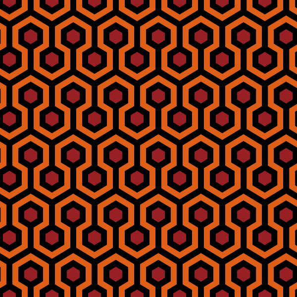 How to Create the Carpet Pattern From -The Shining- in Adobe Illustrator