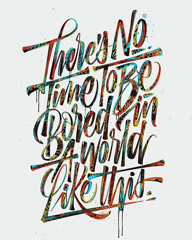 Handmade Lettering and Typography Designs - 11