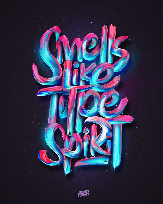 Handmade Lettering and Typography Designs - 16