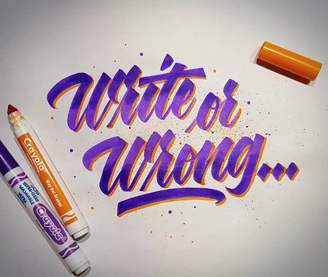 Handmade Lettering and Typography Designs - 8