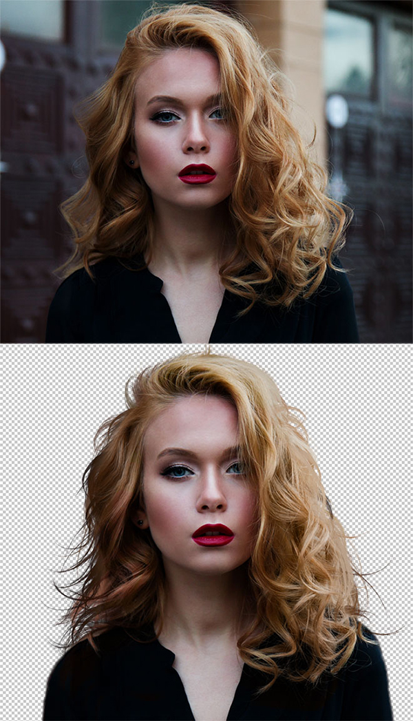 How To Cut Out Hair in Photoshop (Even Difficult Backgrounds)