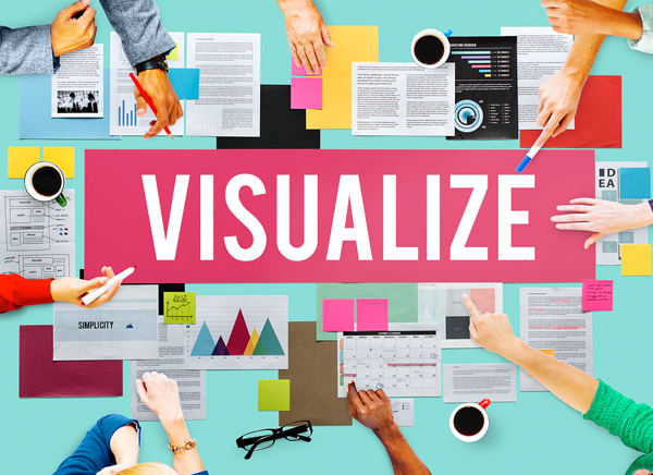 Visual content marketing