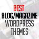 Post Thumbnail of 30 Best Handpicked Blog Magazine WordPress Themes
