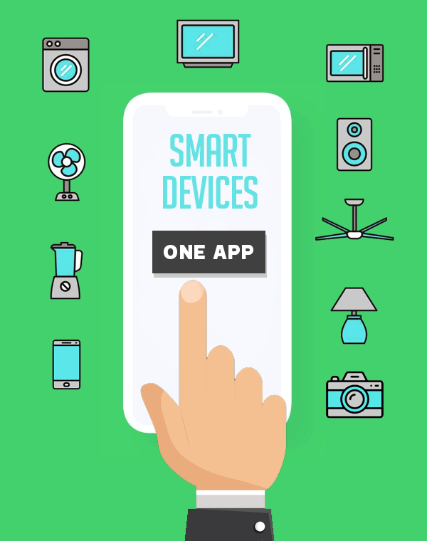 UX App for Smart Devices