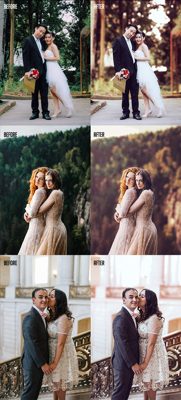 How to Create a Wedding Photoshop Action Photoshop Tutorial