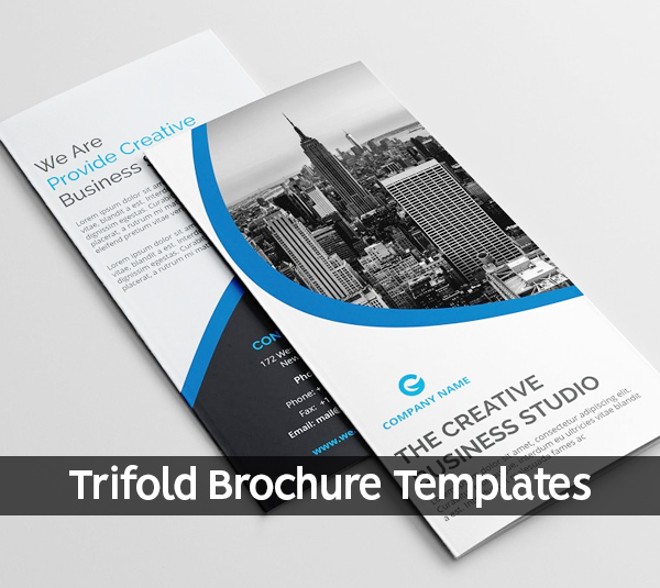25 Professional Trifold Brochure Templates for Inspiration