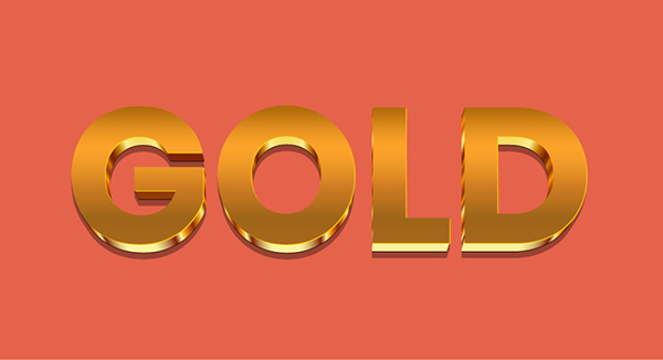 How to Create a Golden Text Effect in Adobe Illustrator