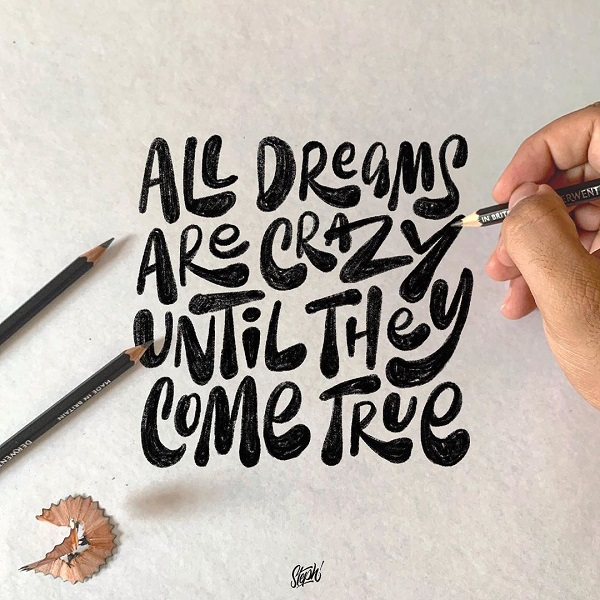Remarkable Lettering and Typography Designs - 26
