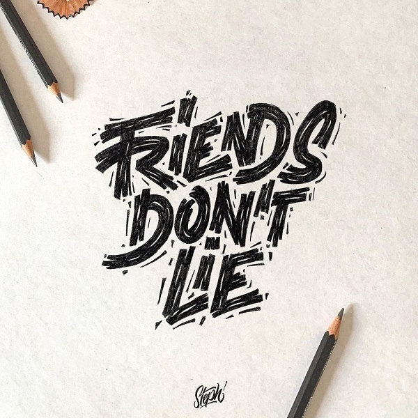 Remarkable Lettering and Typography Designs - 27
