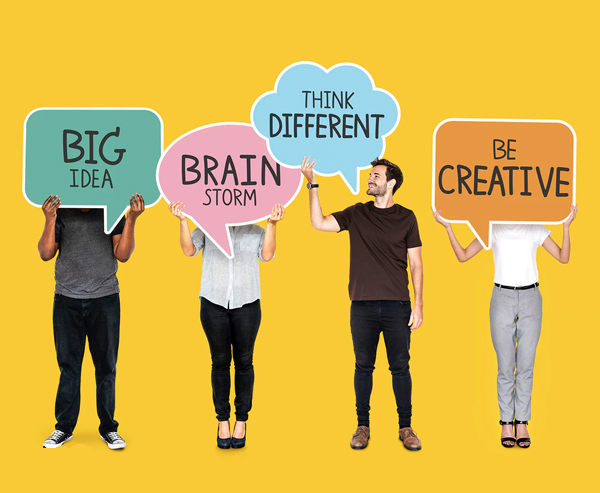 Think big bold about your brand