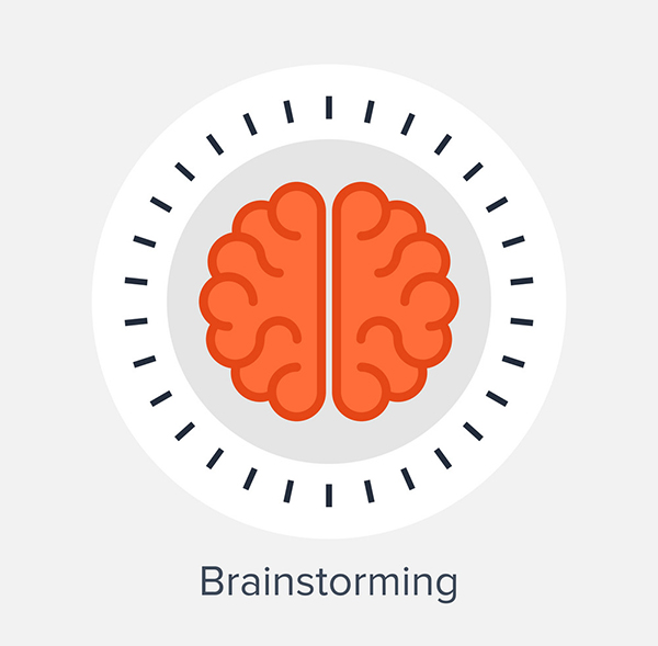 Best time for creative brainstorming