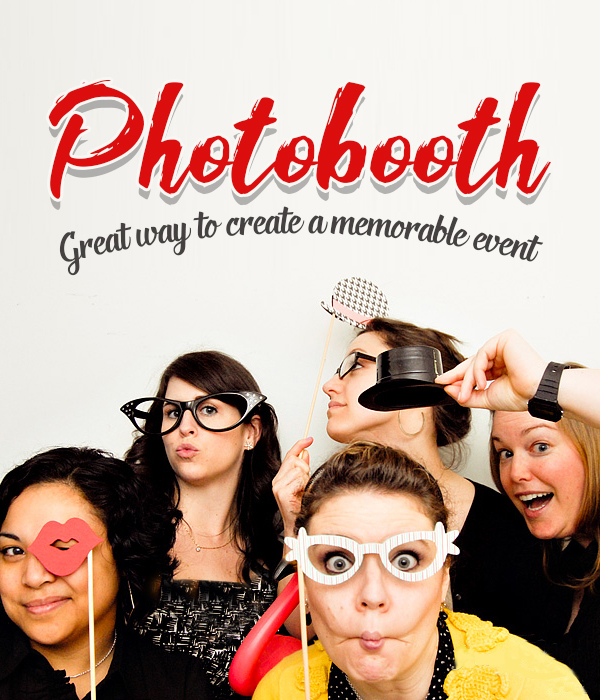 5 Types of Parties to Use a Photobooth At