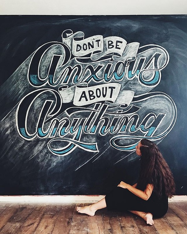 45 Remarkable Lettering and Typography Designs for Inspiration - 10