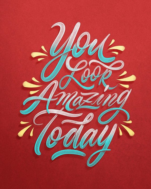 45 Remarkable Lettering and Typography Designs for Inspiration - 43