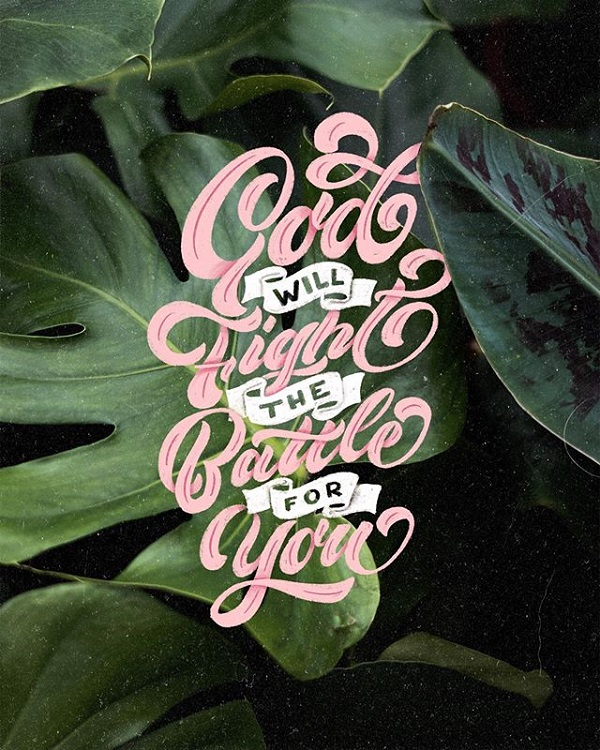 45 Remarkable Lettering and Typography Designs for Inspiration - 9