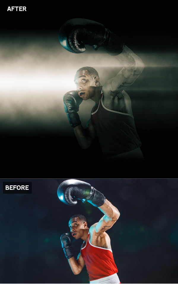 How to Make a Spotlight Effect Photoshop Action