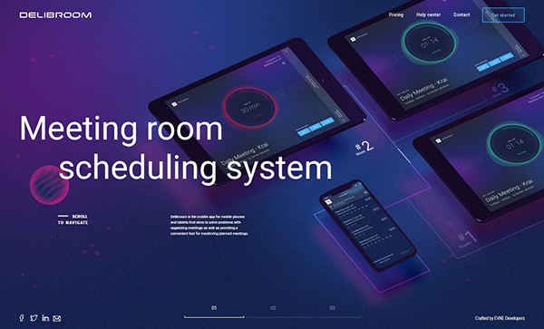 Web Design: 50 Inspiring Website Designs with Amazing UIUX - 30