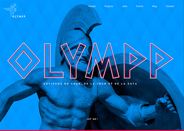 Web Design: 50 Inspiring Website Designs with Amazing UIUX - 38