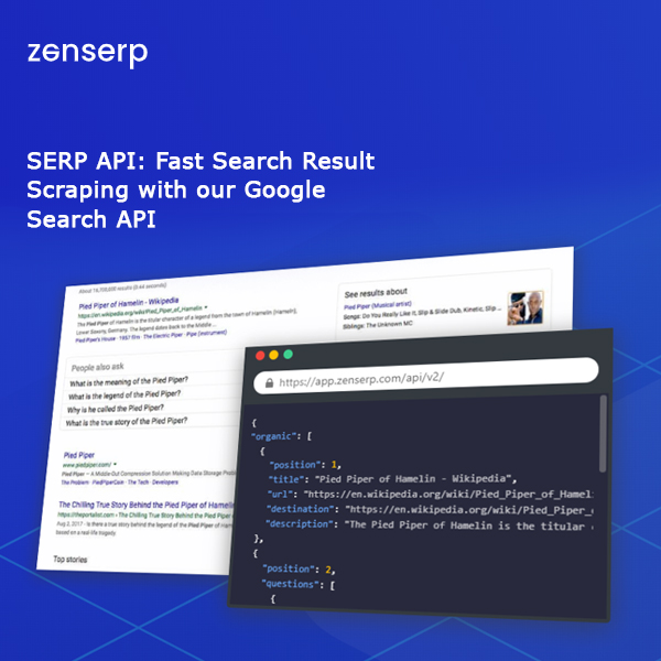 Everything you need to know about Zenserp