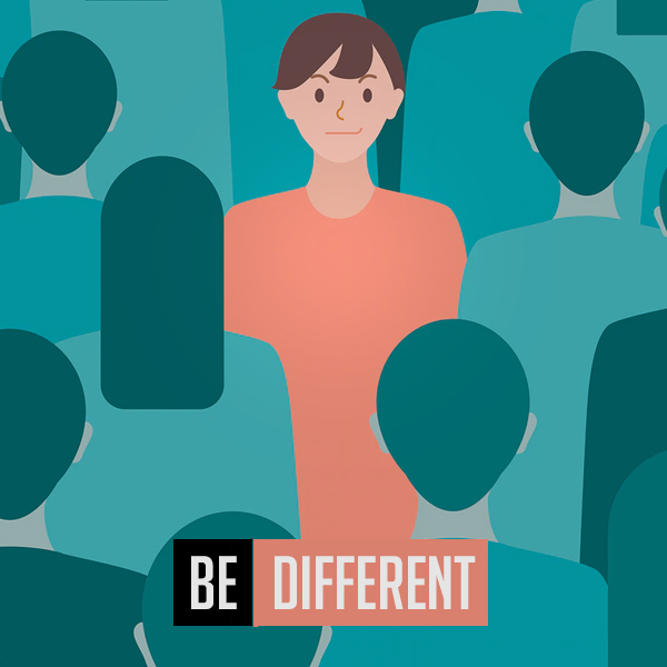 Be Different