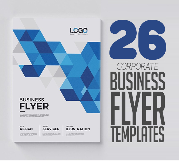 Flyer Templates: 20 Corporate Business Flyer Templates