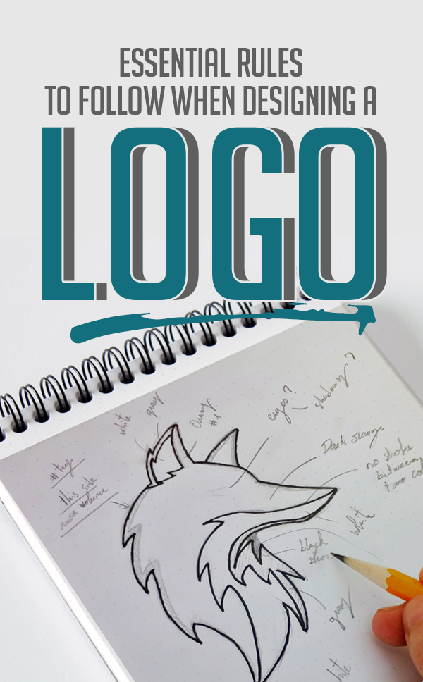 Essential Rules To Follow When Designing a Logo