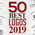 Post Thumbnail of 50 Best Logos Of 2019