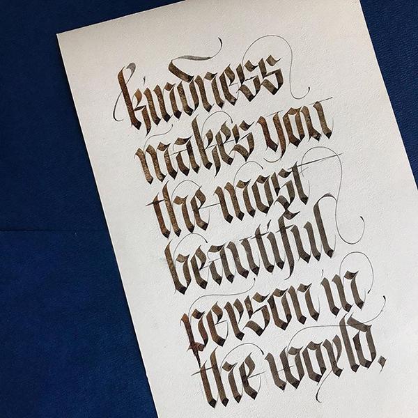 Remarkable Lettering and Typography Designs for Inspiration - 14