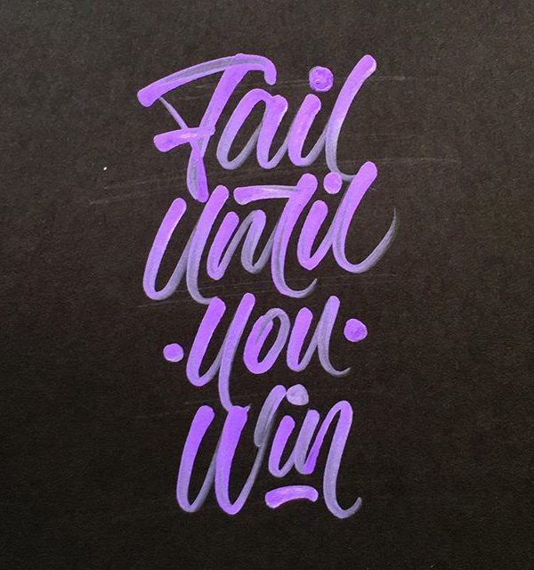Remarkable Lettering and Typography Designs for Inspiration - 20